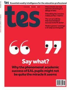 Times Educational Supplement - April 16, 2018