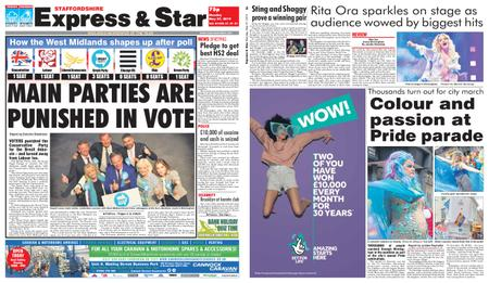 Express and Star Staffordshire Edition – May 27, 2019
