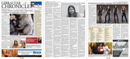 Gibraltar Chronicle – 06 August 2018