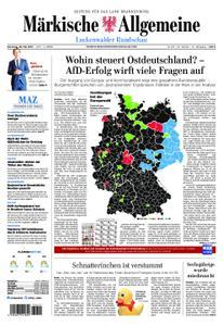 Märkische Allgemeine Luckenwalder Rundschau - 28. Mai 2019
