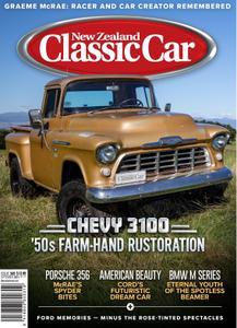 New Zealand Classic Car - September 2021