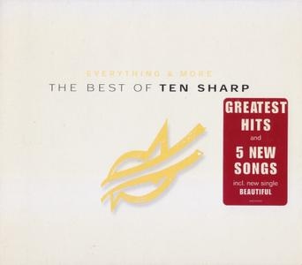 Ten Sharp - Everything & More: The Best Of Ten Sharp (2000) Re-Up / New Rip