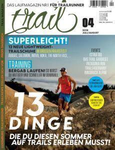 Trail Magazin - Juli-August 2018