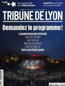 Tribune de Lyon - 6 Mai 2021