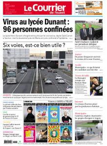 Le Courrier de l'Ouest Angers – 10 mars 2020
