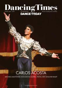 Dancing Times - Issue 1262 - October 2015