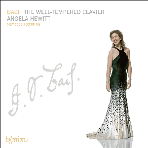 Angela Hewitt - J.S. Bach: The Well-Tempered Clavier (2009) (Repost)