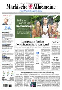 Neue Oranienburger Zeitung - 20. Juli 2019