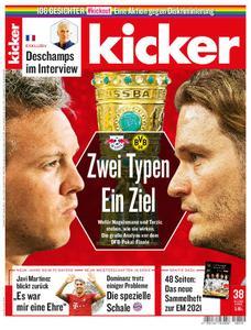 Kicker – 10. Mai 2021
