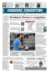 Corriere Fiorentino La Toscana - 11 Giugno 2021
