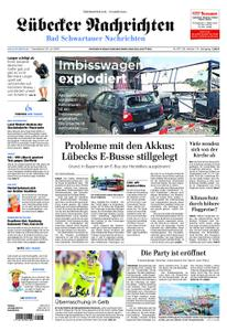 Lübecker Nachrichten Bad Schwartau - 20. Juli 2019
