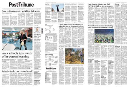 Post-Tribune – November 10, 2020