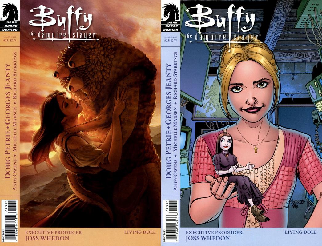 Buffy the Vampire Slayer - Season 8 - #25
