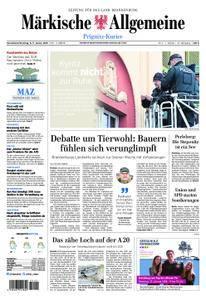 Märkische Allgemeine Prignitz Kurier - 06. Januar 2018
