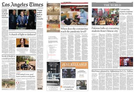 Los Angeles Times – February 15, 2020