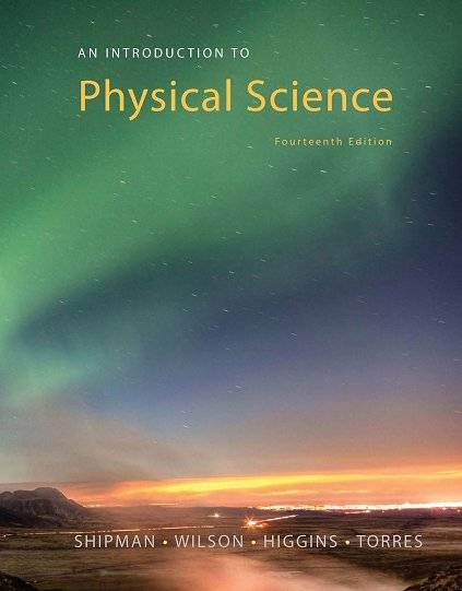 An Introduction to Physical Science, 14th Edition
