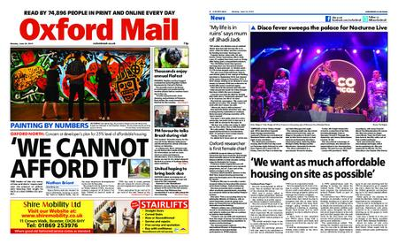 Oxford Mail – June 24, 2019
