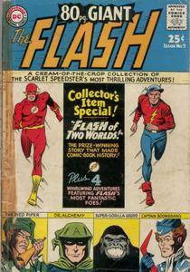 80 Page Giant 009 - The Flash