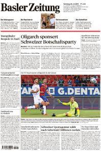 Basler Zeitung - 20 Juli 2019