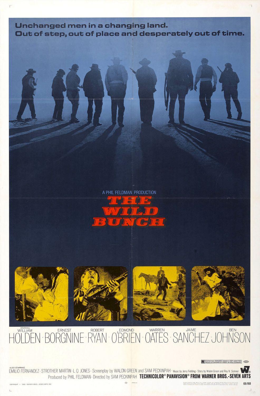 The Wild Bunch [La Horde Sauvage] 1969 Repost