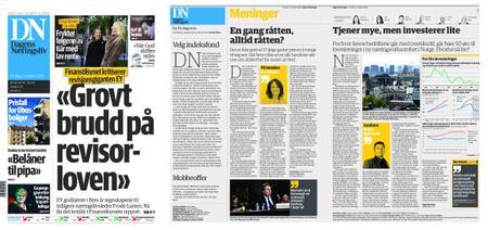 Dagens Næringsliv – 02. oktober 2018