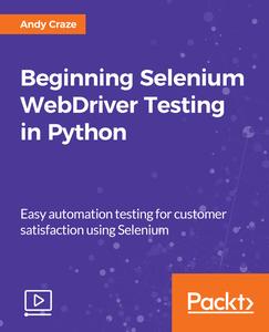 Beginning Selenium WebDriver Testing in Python