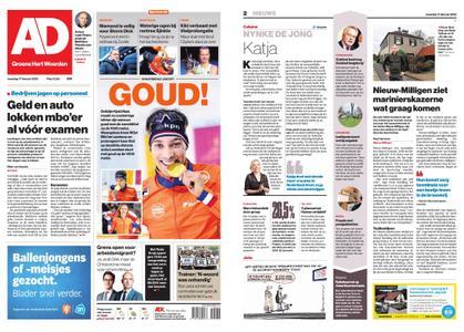 Algemeen Dagblad - Woerden – 17 februari 2020