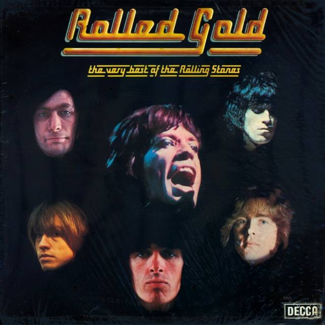 The Rolling Stones - Rolled Gold (1975) Decca/ROST 1/2 - UK Pressing - 2 LP/FLAC In 24bit/96kHz