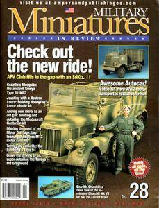 Military Miniatures in Review №28 2002