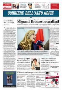 Corriere dell'Alto Adige - 11 Maggio 2018