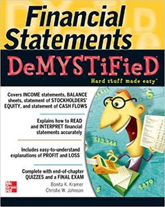 Financial Statements Demystified: A Self-Teaching Guide (Repost)
