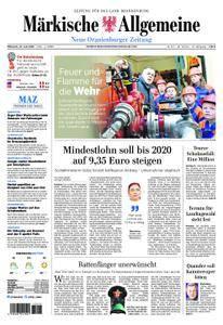 Neue Oranienburger Zeitung - 27. Juni 2018