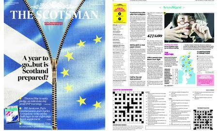 The Scotsman – March 29, 2018