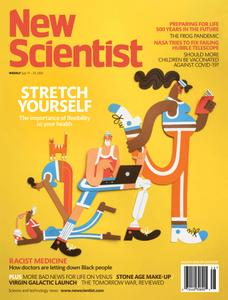 New Scientist - July 17, 2021