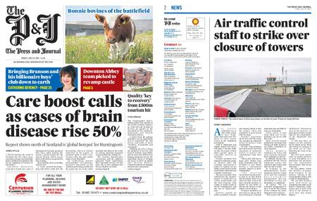 The Press and Journal Moray – July 16, 2021