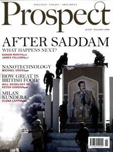 Prospect Magazine - November 2002