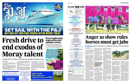 The Press and Journal Moray – April 18, 2019