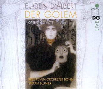 Beethoven Orchester Bonn, Stefan Blunier - Eugen D'Albert: Der Golem (2012) (Repost)