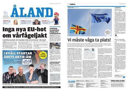 Ålandstidningen – 08 mars 2019