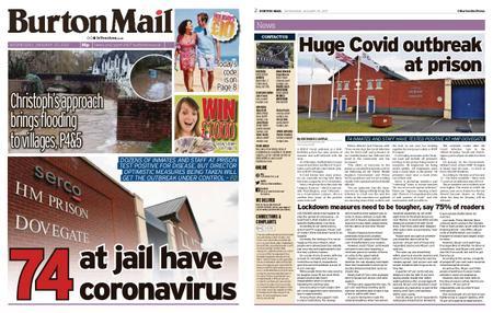 Burton Mail – January 20, 2021