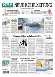 NRZ Neue Ruhr Zeitung Essen-Postausgabe - 10. August 2018