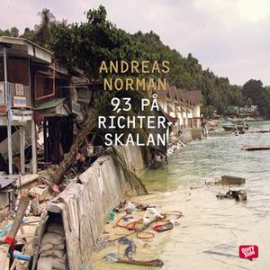 «9,3 på Richterskalan» by Andreas Norman