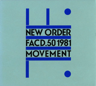 New Order - Movement (1981) 2CD Collector's Remastered Edition 2008 [Correct Reissue 2009] Re-Up