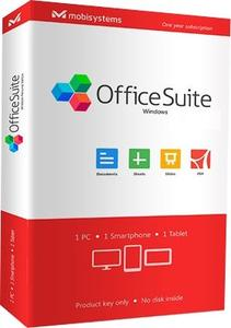 OfficeSuite Premium 3.70.27957.0 Multilingual Portable