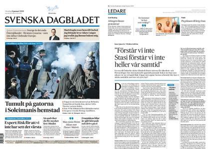 Svenska Dagbladet – 08 januari 2020