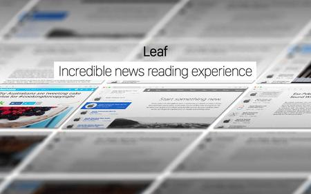 Leaf 5.1.2 Mac OS X