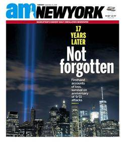 AM New York - September 11, 2018