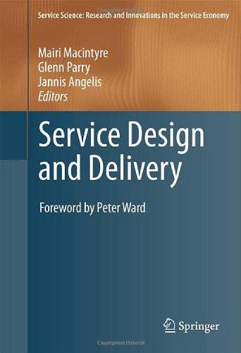 Service Design and Delivery (Repost)