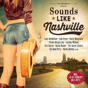 VA - Sounds Like Nashville (2015) FLAC