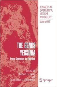 The Genus Yersinia:: From Genomics to Function